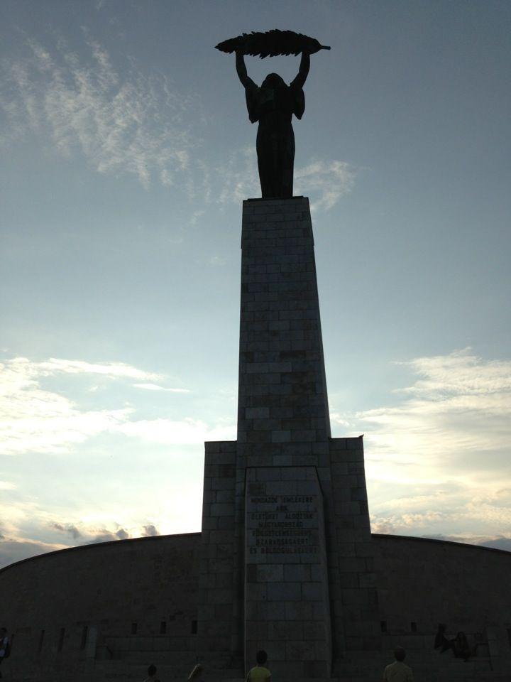 Szabadság Szobor, Statue of Liberty
