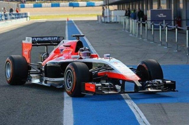 Marussia MR03, i sogni son desideri...