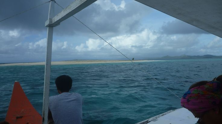 A quick stop at naked island #travel