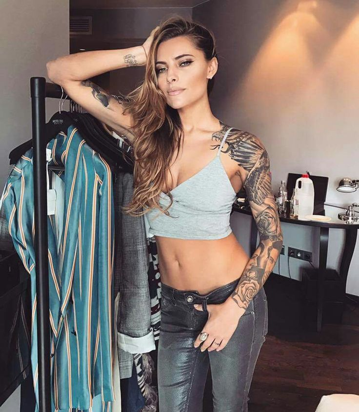 I love how strong and beautiful Sophia Thomalla is. She's grown to be a woman who knows when and how to present herself and I love her relationship with Till