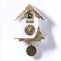 Horloges design Horloge Chalet Leaf, Diamantini & Domeniconi