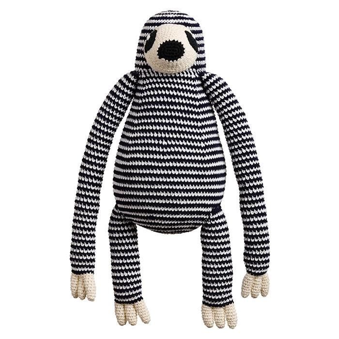 Large Soft Toy - Sebastian Sloth $80