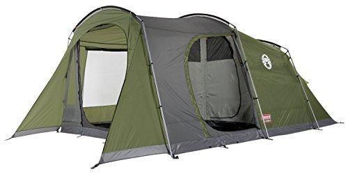 Oferta: 270.77€. Comprar Ofertas de Coleman Da Gama 5 - Tiendas de campaña de túnel, color verde, talla STANDARD barato. ¡Mira las ofertas!