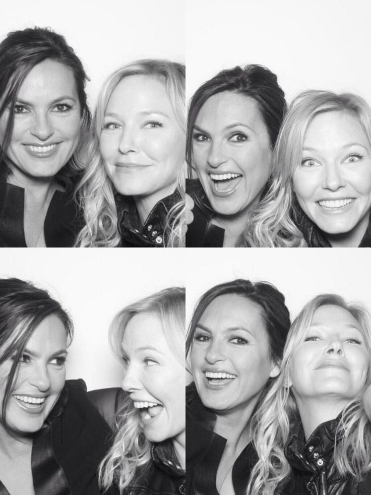 Mariska and Kelli- Such cute girls! (: