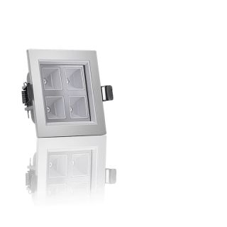 32W RGBW LED Einbauleuchte V2 Dimmbar, steuerbar