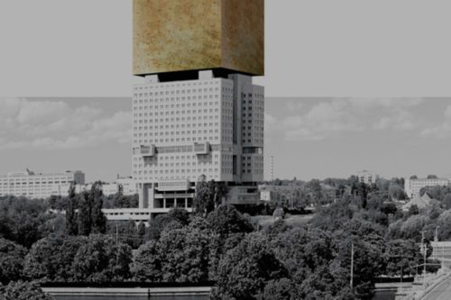 [A+M]² Architects, Pietro Colonna · Lighthouse