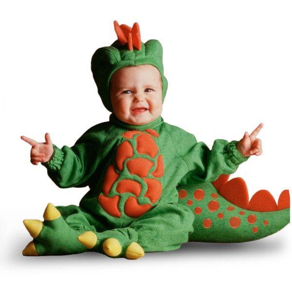 disfraz de dinosaurio para beb