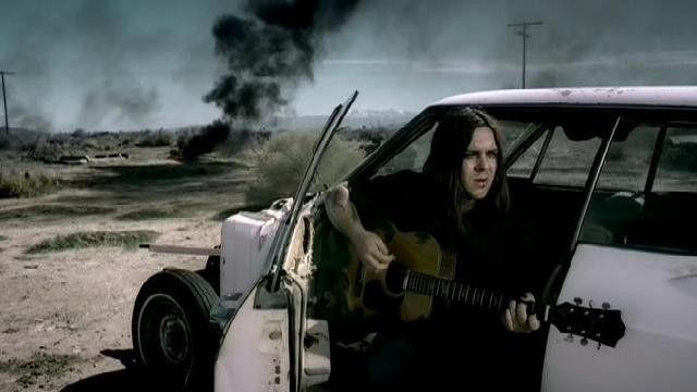 Check out the #Vevo #musicvideo for Broken by Seether