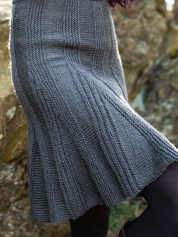 Free Knit Skirt Pattern : Best 25+ Knit Skirt ideas on Pinterest Knitted skirt, Skirt knitting patter...