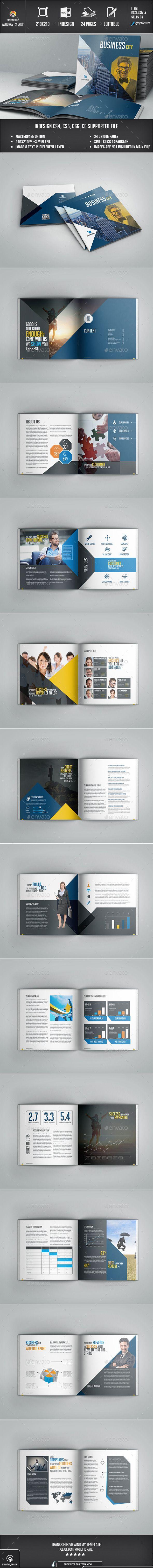 Corporate Square Brochure Template #design Download: http://graphicriver.net/item/corporate-square-brochure/12425179?ref=ksioks
