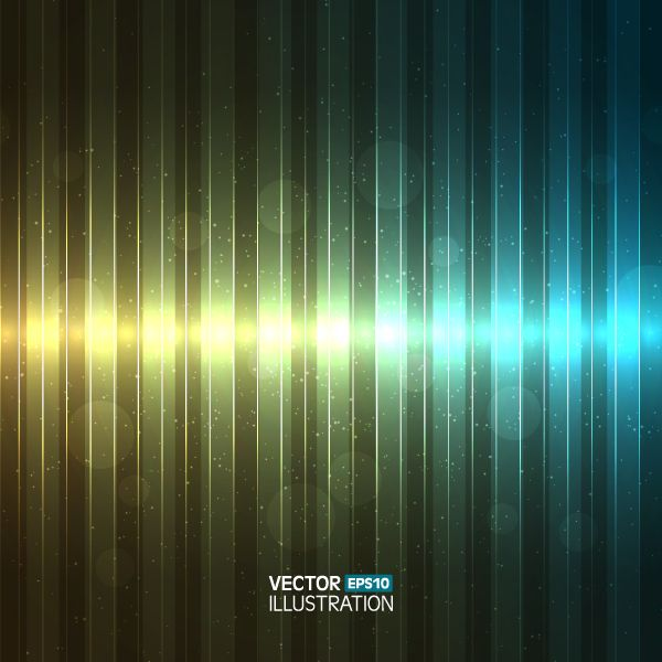 Vector shiny background free download