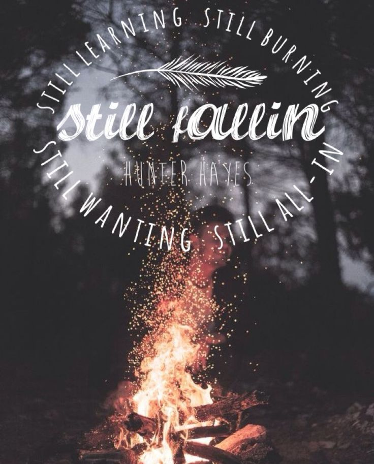 Hunter Hayes Lyrics- Still Fallin