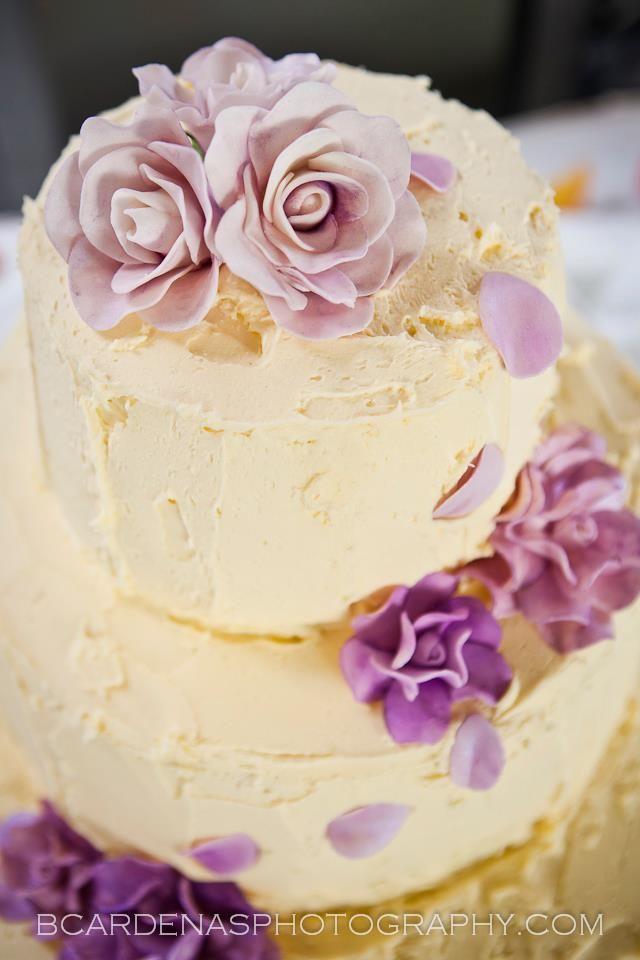 40th Wedding Anniversary Cake - Bianca Cardenas Photography