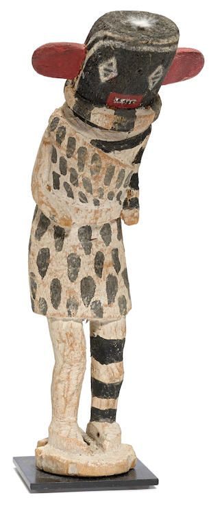 A HOPI KACHINA DOLL Art and Artefacts of the Americas