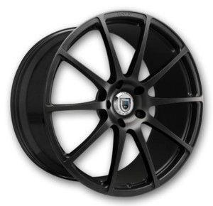 Asanti Wheels AF1-110 20 Black High Offset (Asanti-Rims-AF1-110-20BH.s)