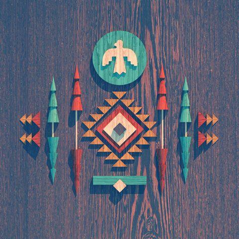 Dribbble - navajo_large.jpg by Danny Jones