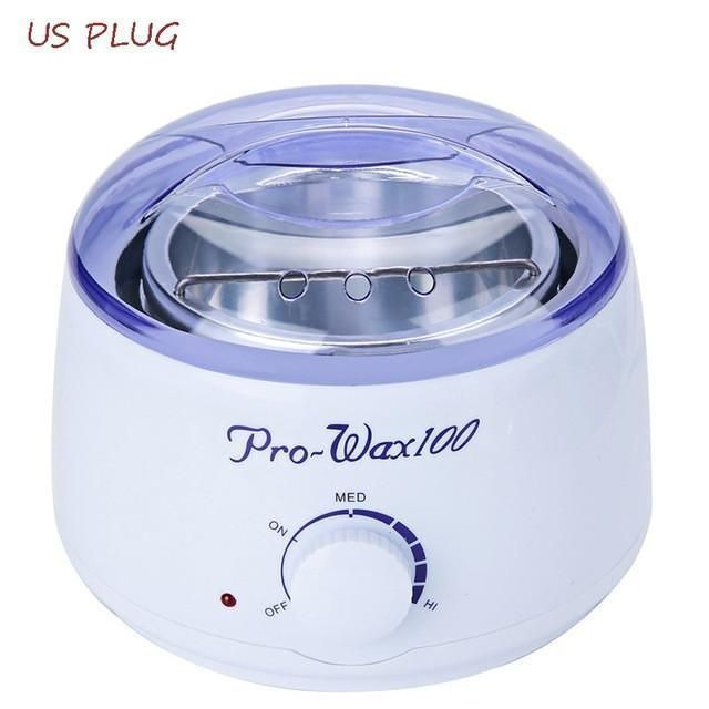 Painless Wax Heater