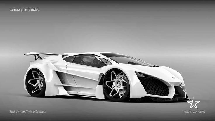 Lamborghini concepts by mcmercslr on deviantART