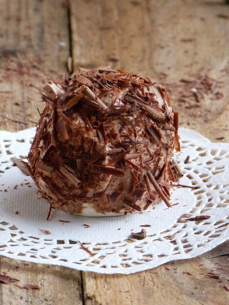 chic,chic,choc...olat: Merveilleux au chocolat
