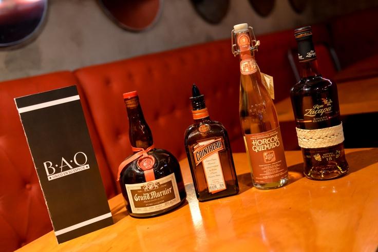 #pisco #rum #grandmarnier #cointreau