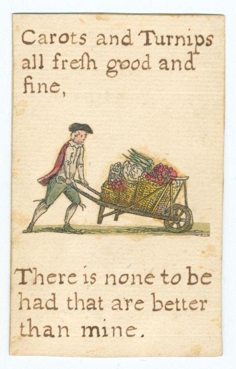 From the Jane Johnson Manuscript Nursery Library (c.1740-1759) at Indiana University.