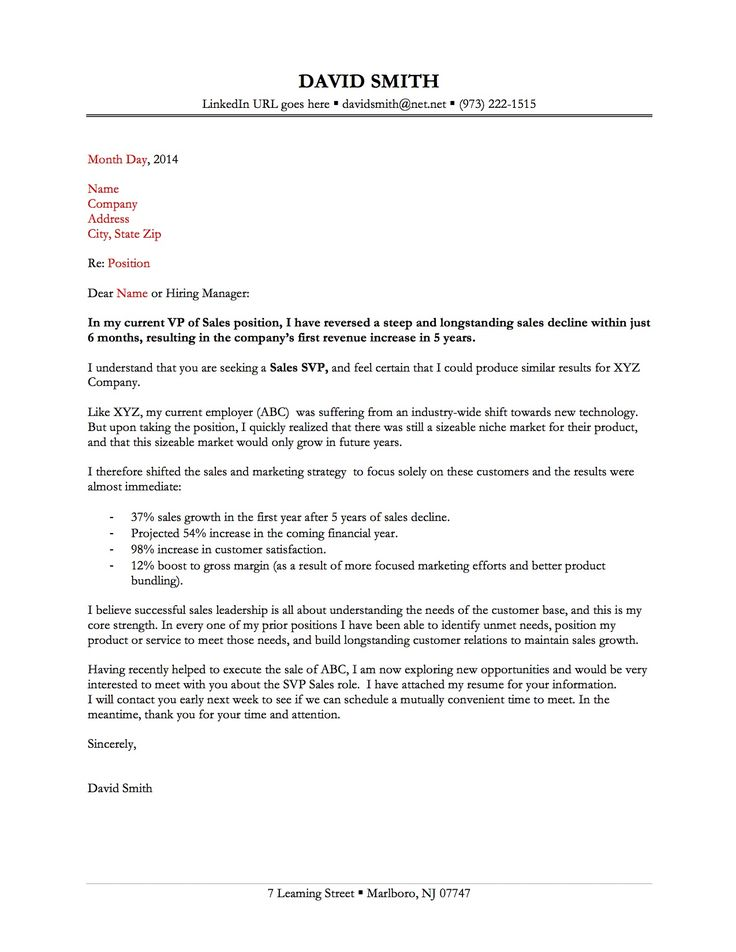 25+ Great Cover Letter Examples Resume cover letter