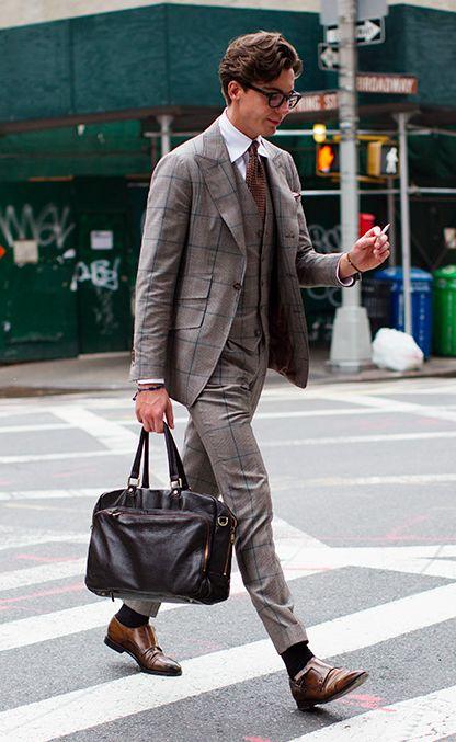 Men's Street Style Inspiration #2 I recently... | MenStyle1- Men's Style Blog