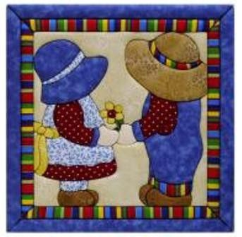 32 best Quilt Magic Kits images on Pinterest | Patterns, Boxes and ... : quilted wall hanging kits - Adamdwight.com