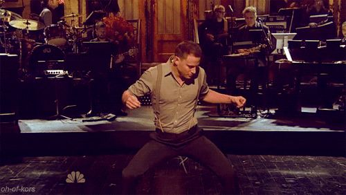 10 GIFs Of Channing Tatum Dancing, Because It's His Birthday #refinery29  http://www.refinery29.com/2015/04/85565/channing-tatum-birthday-gifs#slide-2  Pulsing usually means we're leading up to something. But what?