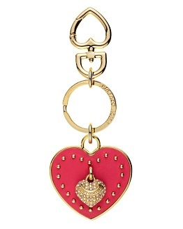 Designer Cosmetic Bags - Key Fobs by Juicy Couture