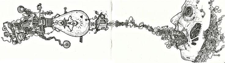 Spout II. by ARTofTWINS