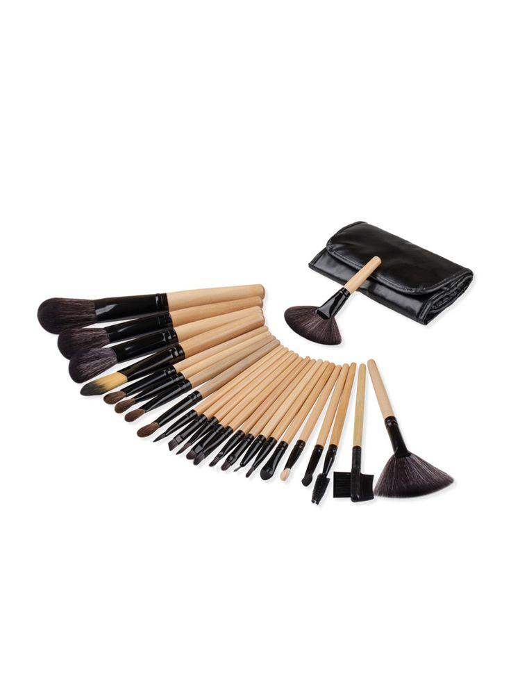 Two Tone Professional Makeup Brush Set
