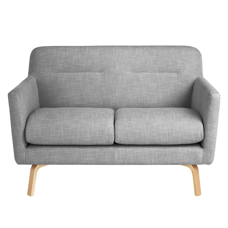 BuyJohn Lewis Archie Small 2 Seater Sofa, Light Leg Online at johnlewis.com
