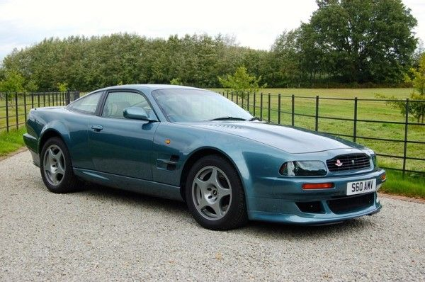 1998 Aston Martin V8 Vantage V600 Aston Martin V8 Aston Martin Used Aston Martin
