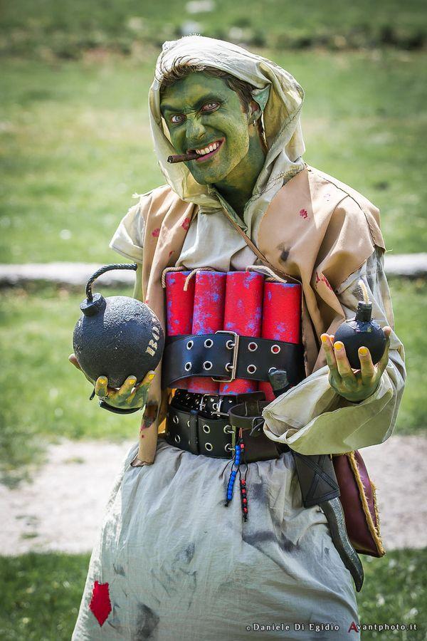 Mad Larp goblin! by Daniele Di Egidio on 500px. GoblinLarpCostume Ideas  sc 1 st  Pinterest & 19 best Gobelins images on Pinterest | Costume ideas Carnival and ...