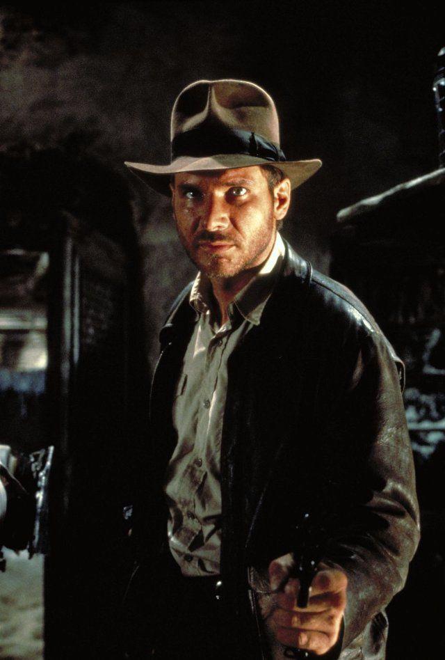 "Harrison Ford -as Indiana Jones ""Raiders of the Lost Ark"" (En busca del Arca Perdida) (Steven Spielberg, 1981)"