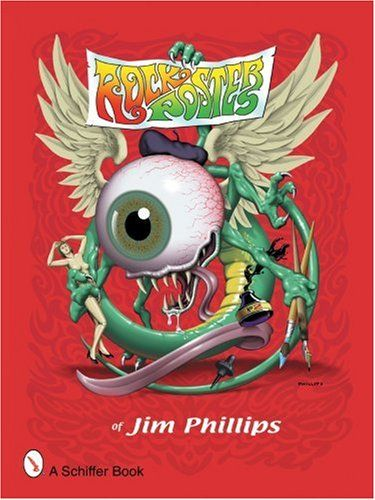 Rock Posters of Jim Phillips by Jim Phillips http://www.amazon.com/dp/0764325310/ref=cm_sw_r_pi_dp_XEHywb1M7B3XD