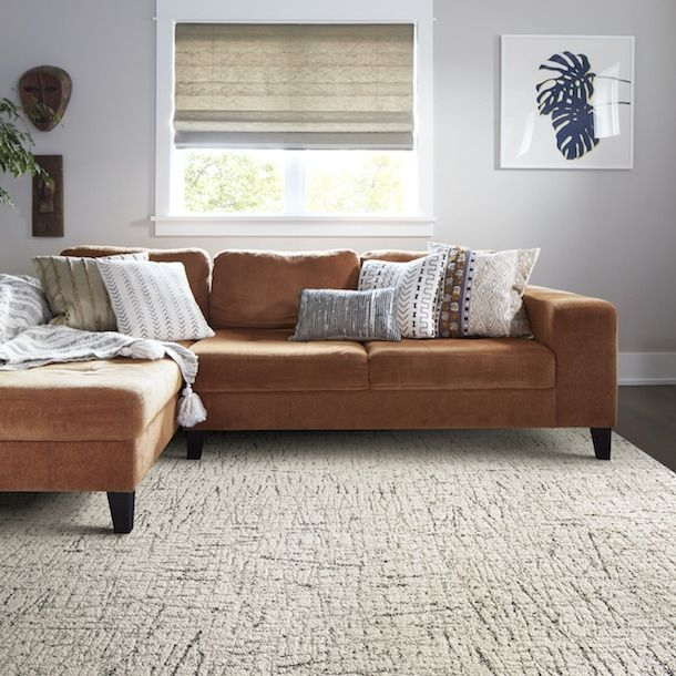 Turkish Smoke - Pigeon | Living room carpet, Patterned ...