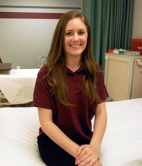 Q and A with an accelerated nursing program graduate