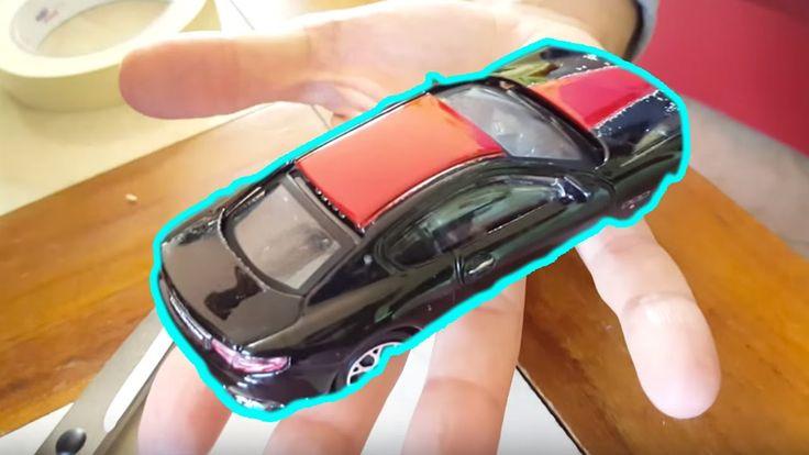 Veriniare un modellino di auto