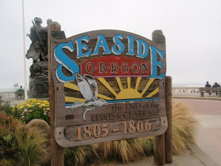 Welcome to Seaside- OR <3