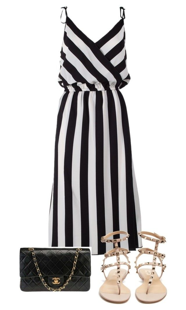 """""""Sin título #365"""" by multifandom01 ❤ liked on Polyvore featuring Marc Jacobs, Valentino and Chanel"""
