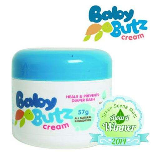 Baby Butz Cream is the safest and most effective diaper rash cream available without a prescription. This 100% natural cream is free from chemicals and perfumes and is paraben free, gluten free, and hypoallergenic.