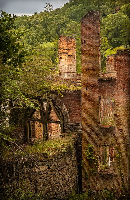 Sweetwater Creek State Park by Glenn Taylor, via Flickr