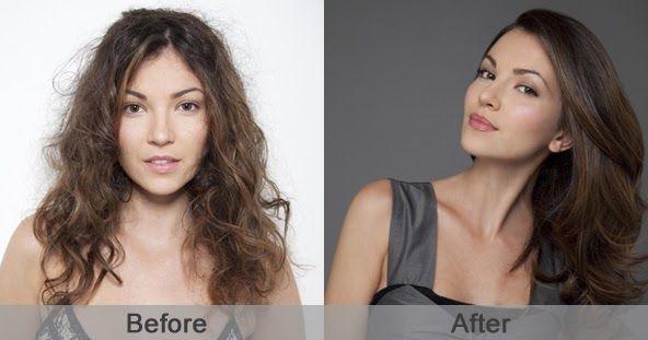 Shock de keratina casero para alisar el cabello paso a paso ~ Belleza y Peinados