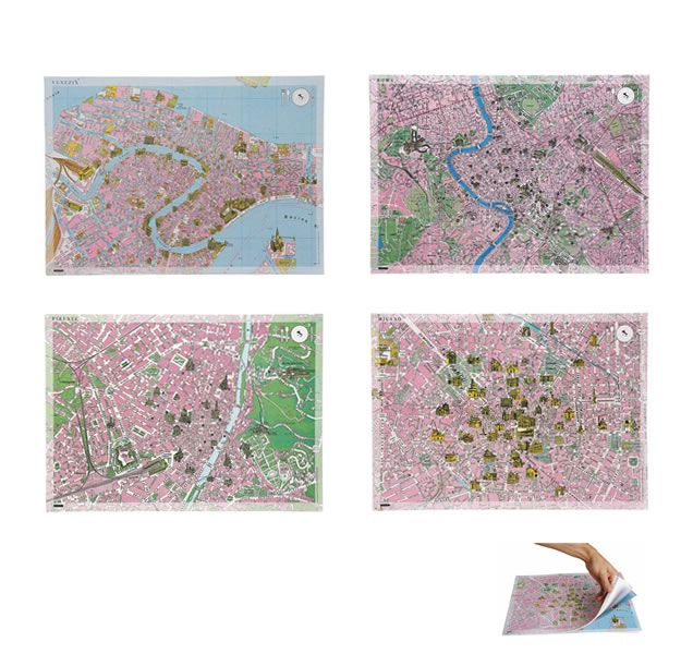 18 best seletti images on pinterest dishes dinner plates and italian dinner maps perforated paper napkinsmaps seletti home wishes gumiabroncs Gallery