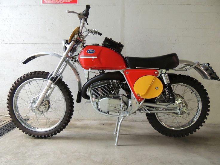 KTM 125 GS 1971