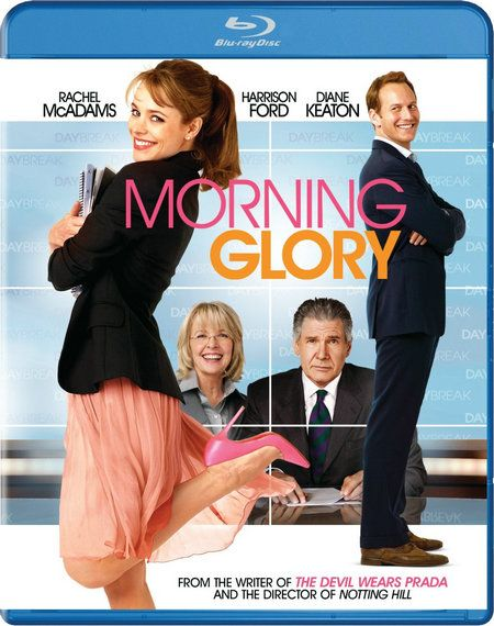 Sabah Nesesi - Morning Glory - 2010 - BRRip Film Afis Movie Poster