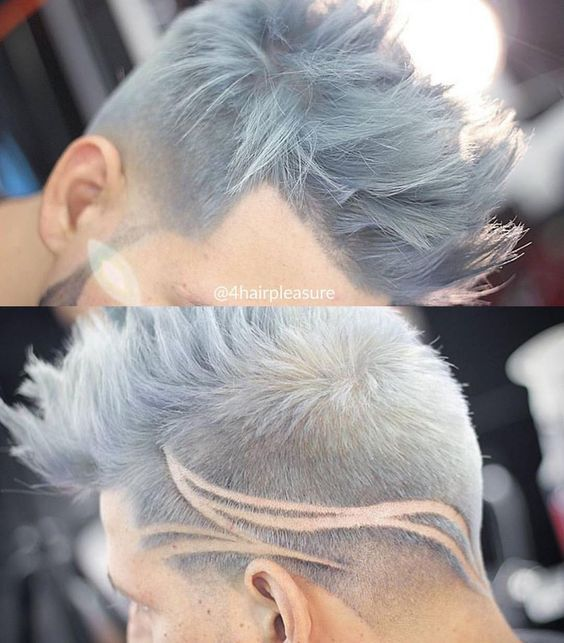 269 best HAIR images on Pinterest | Hair color, Man\'s hairstyle and ...