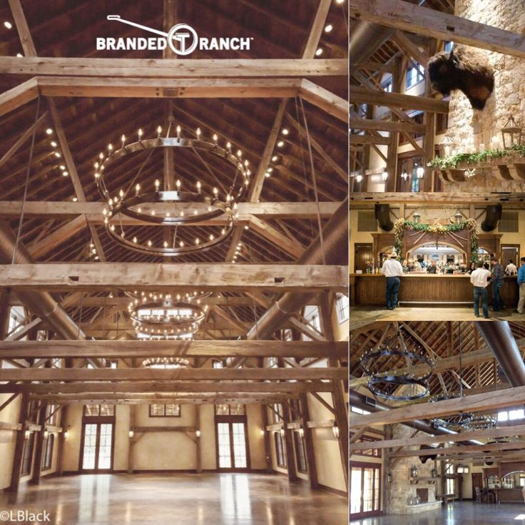 A Look Inside The Branded T Ranch Event Barn 40x100 Ft Of Pure Opulence Created